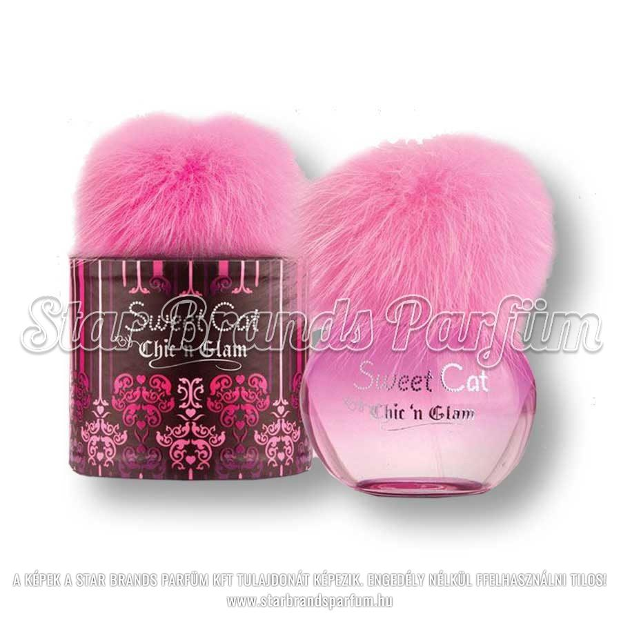 Chic 'n Glam - Sweet Cat EDP 100 ml